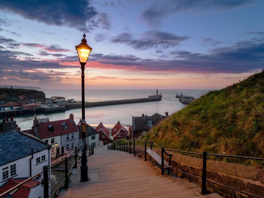 Family holiday destinations UK, Whitby