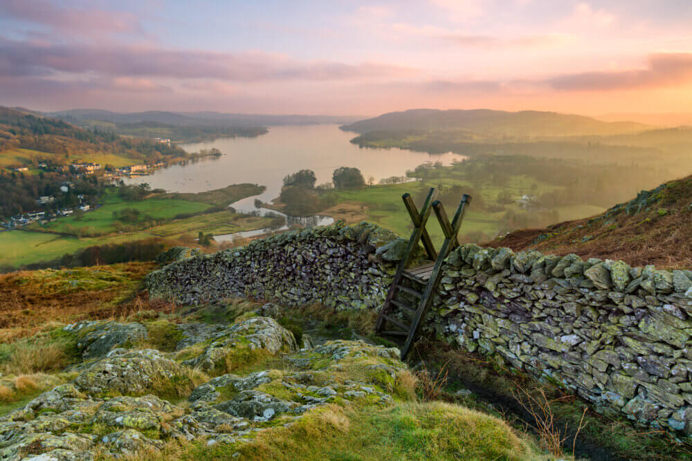 Family holiday destinations UK, Windermere