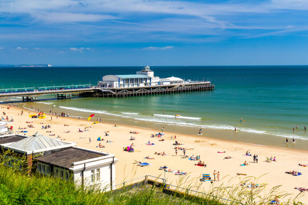 family holiday destinations uk, bournemouth