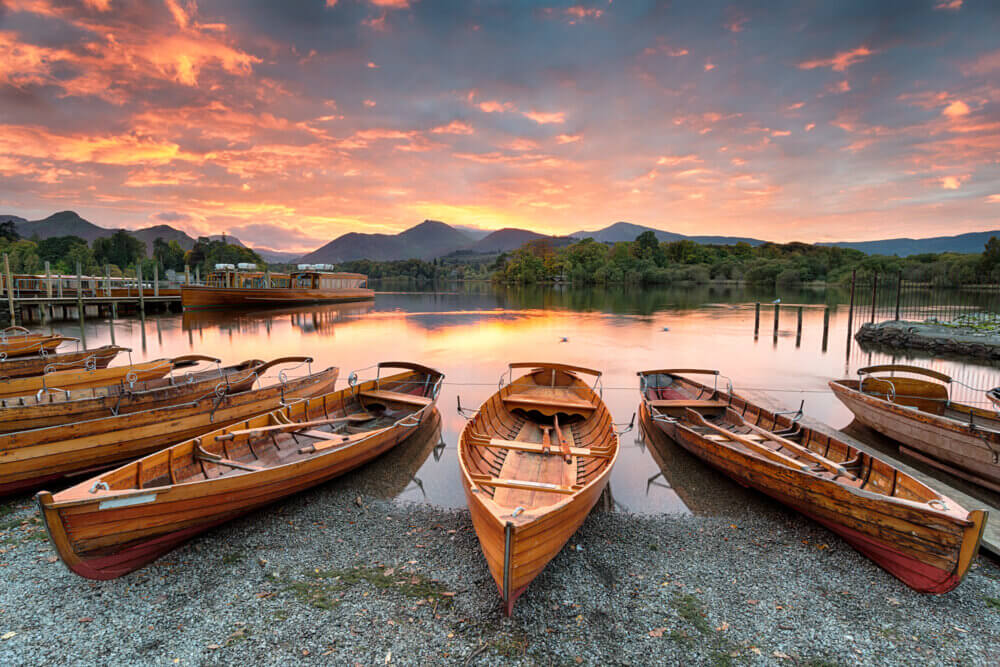 family holiday destinations uk, Keswick