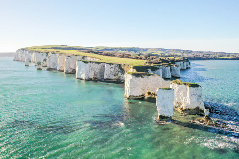 family holiday destinations uk, Purbeck