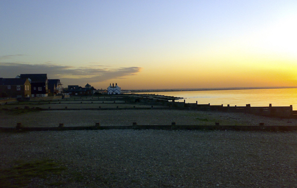 Whitstable Bay