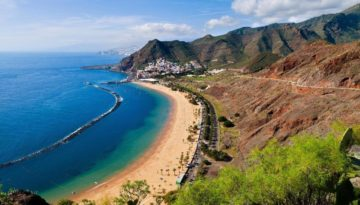 Canary Islands, one of the best winter holidays in Europe