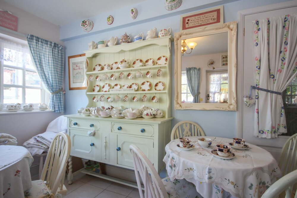 Mary's Traditional Tea Room