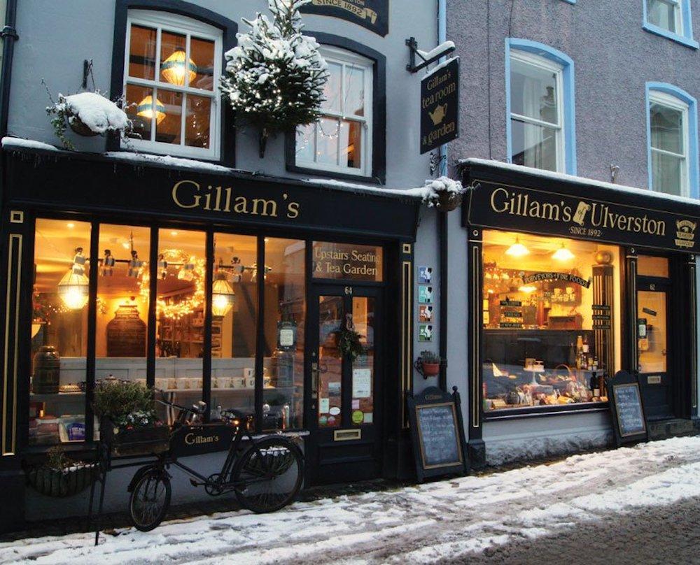 Gillams Tea Room & Grocer