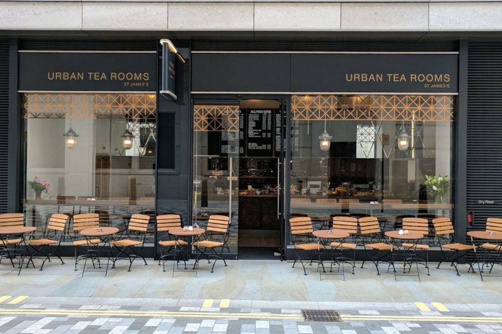 Urban Tea Rooms