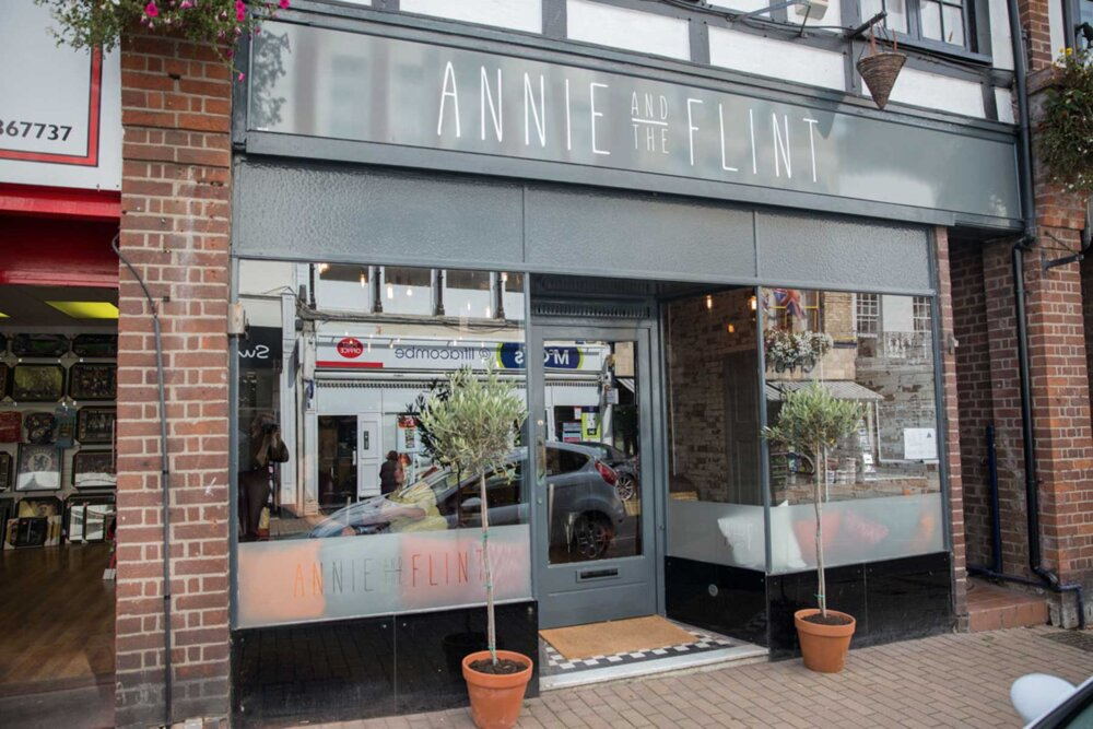 Annie and the Flint