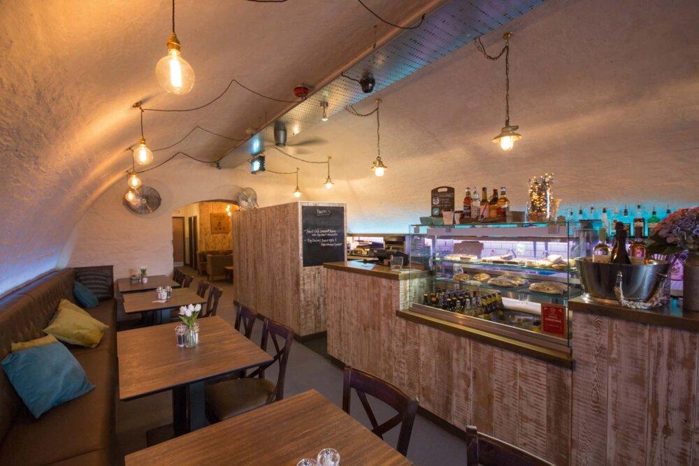 Devon cafes