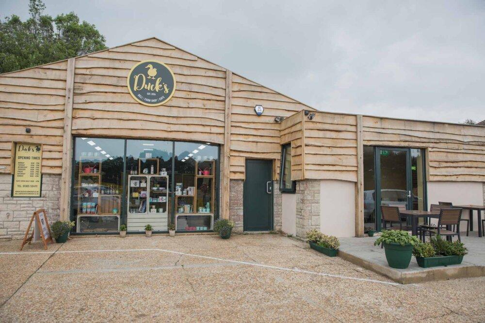 Duck's Farm Shop