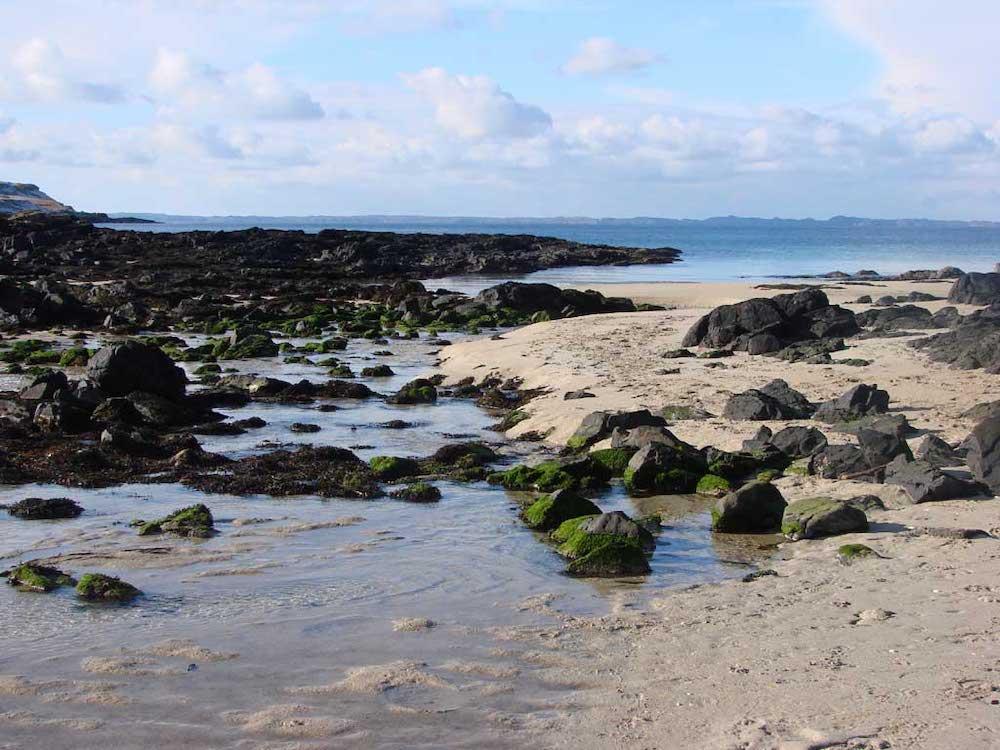Langamull Beach