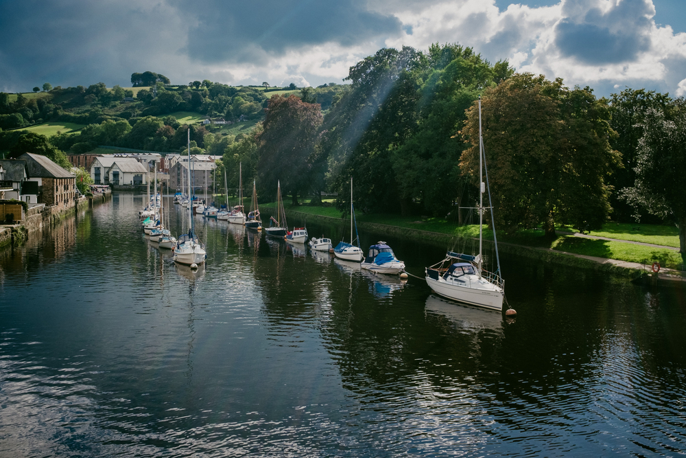 Totnes, a lovely quaint town break in the UK