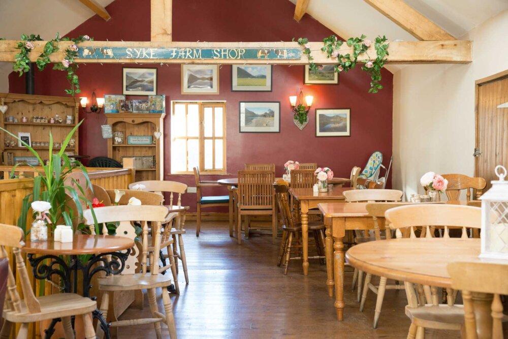 Syke Farm Tearoom