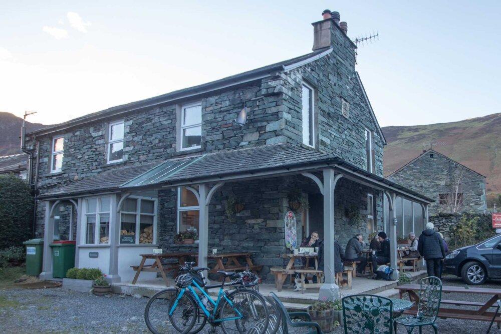 Grange Cafe