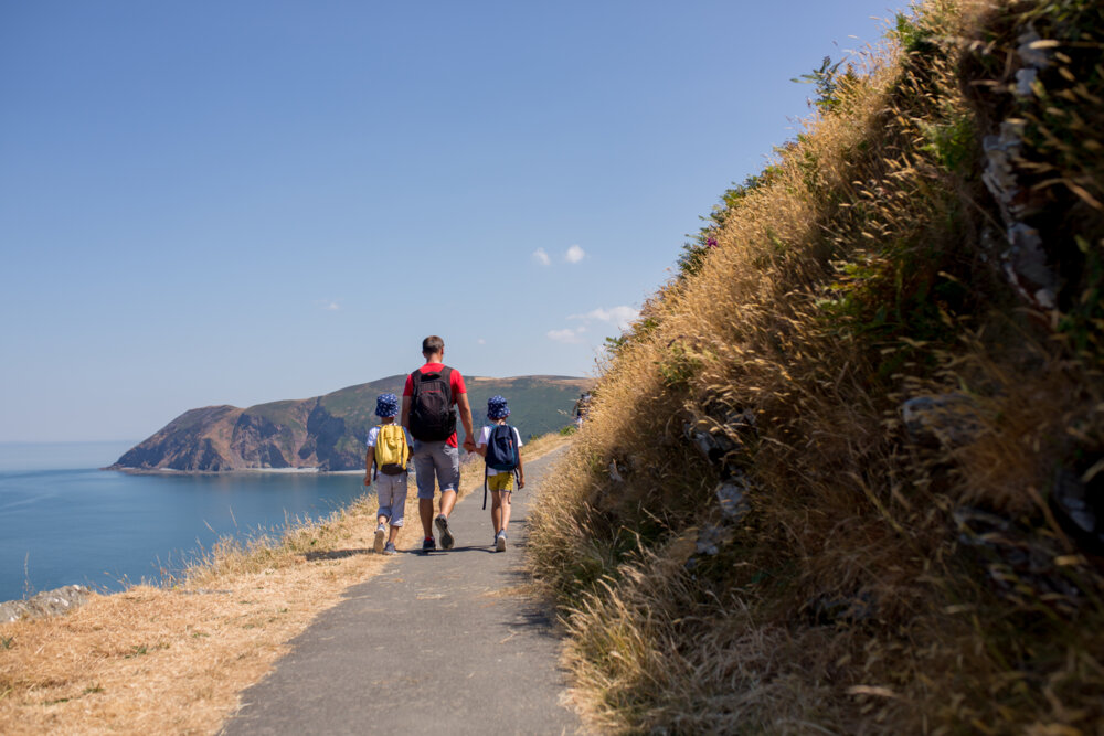 Things to do in Devon with kids