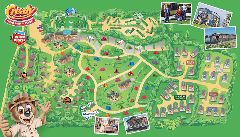 Crealy Theme Park Resort