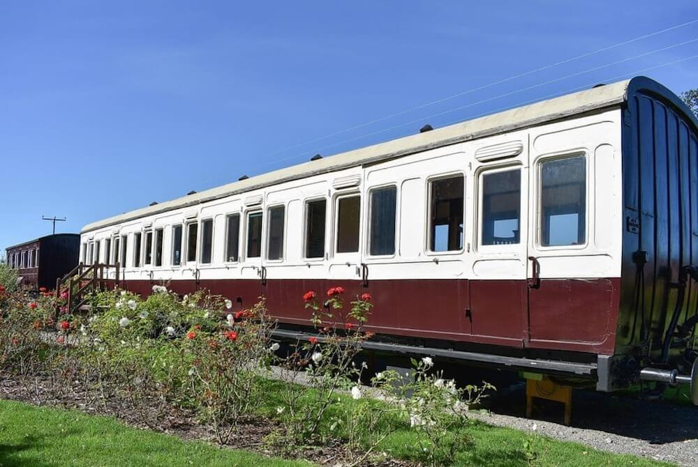 Railway Carriage Two