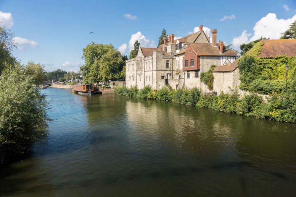 Maidstone, one of our favourite weekend getaways from London