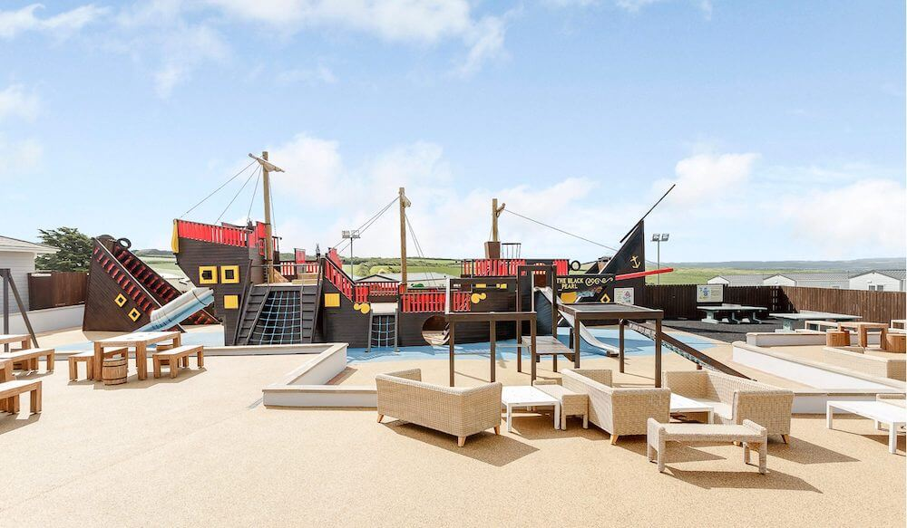 Sandymouth Holiday Park, one of the best holiday parks in Cornwall