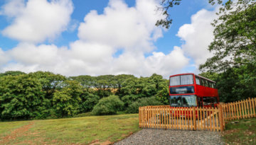 Bertram's, one of the best unusual family holidays in the UK