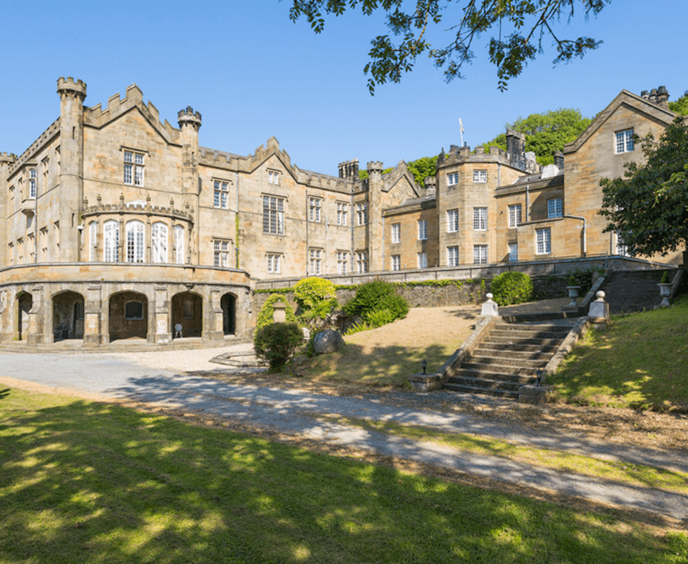 Mostyn Castle