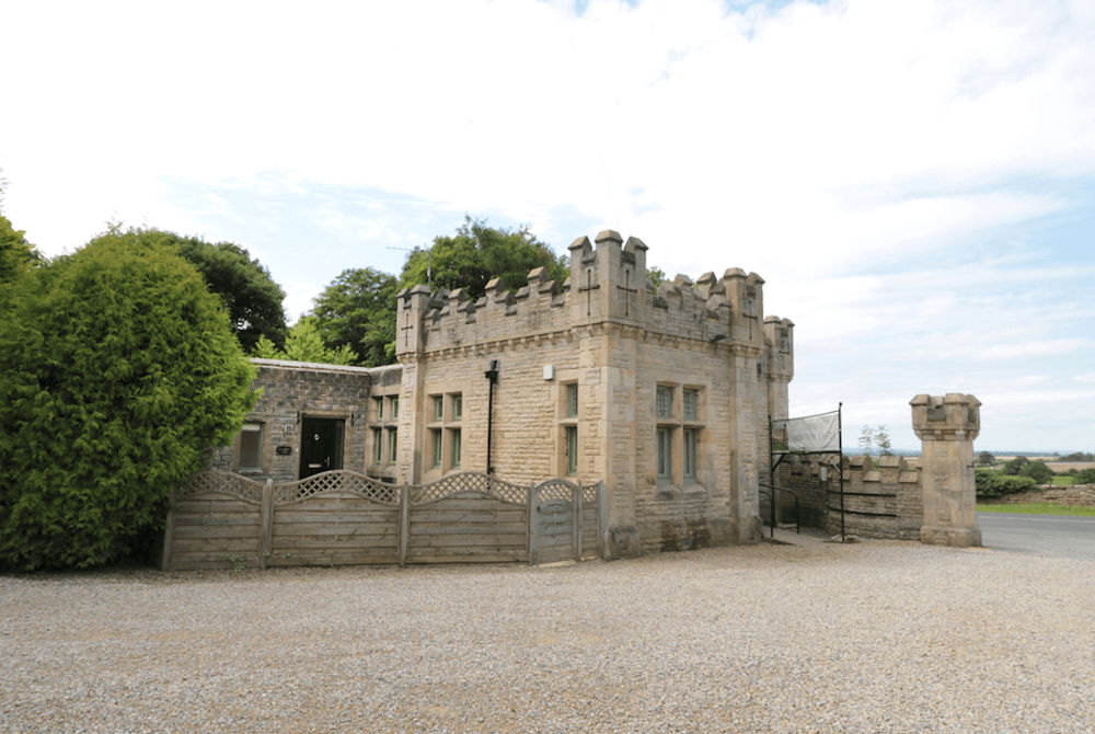Walworth Castle Lodge