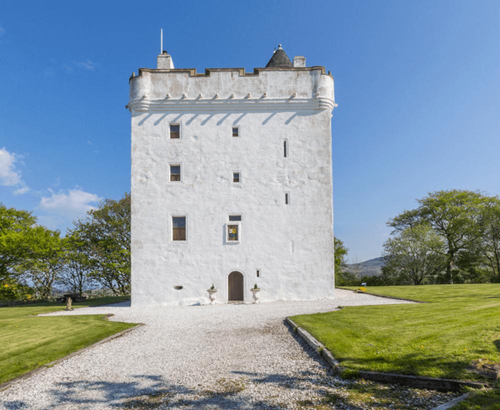 Ayrshire Castle