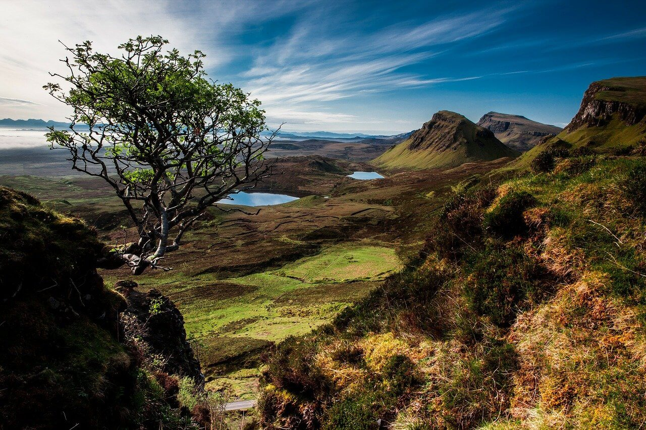 Isle Of Skye, one of the best staycations in the UK