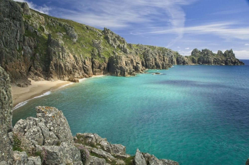 Cornwall, one of the best staycations in the UK