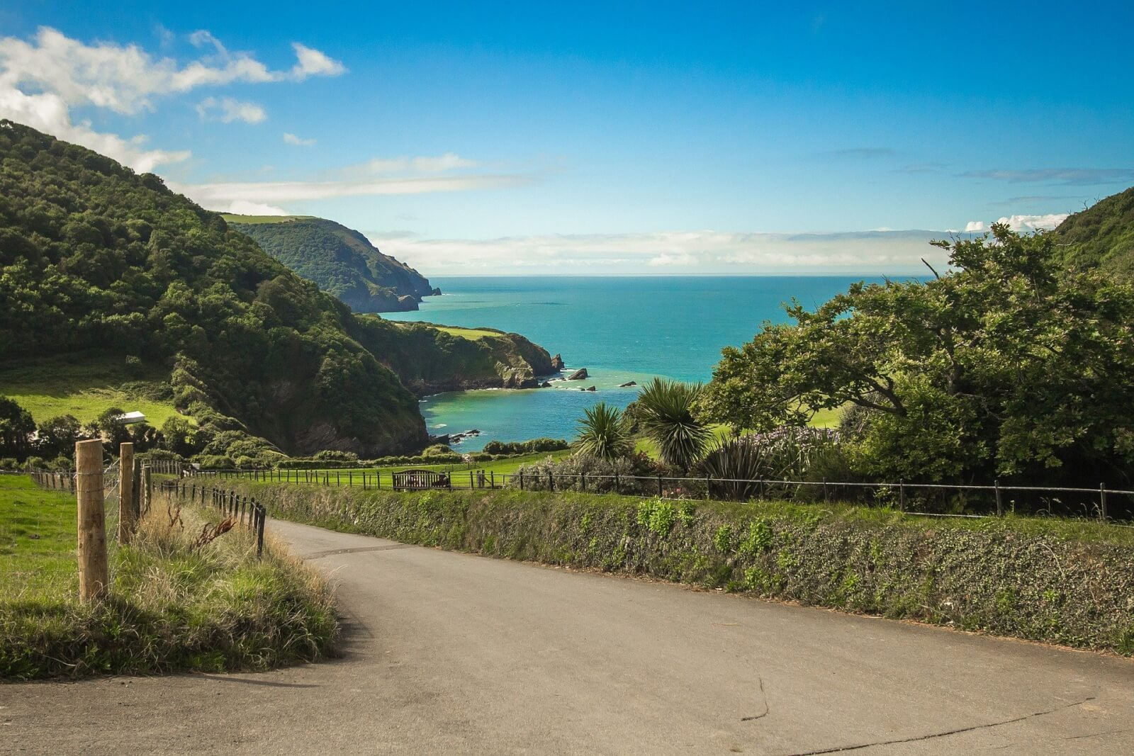 Devon, one of the best staycations in the UK
