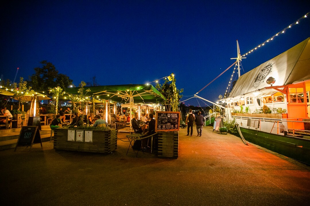 Barge East Restaurant