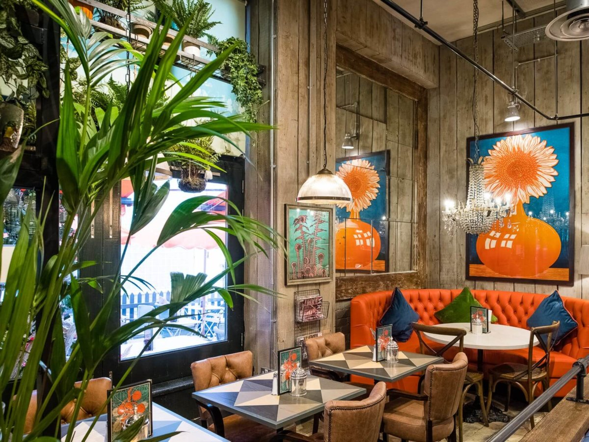 Bills Wimbledon Restaurant